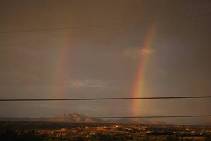 Benson Double Rainbow