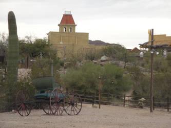 Old Tucson Studios IV by kbartram