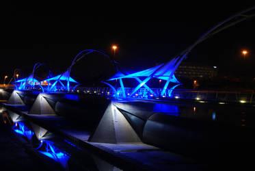 Tempe Town Lake Pedestrian Bridge 2