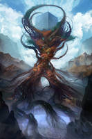 Cradle of an Old God by N7U2E
