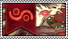 Plague Flight Stamp by Tytoquetra