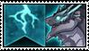 Lightning Flight Stamp by Tytoquetra