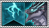 Lightning Flight Stamp by Tytoquetra