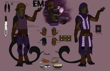 Eimhir 'Em' Reference
