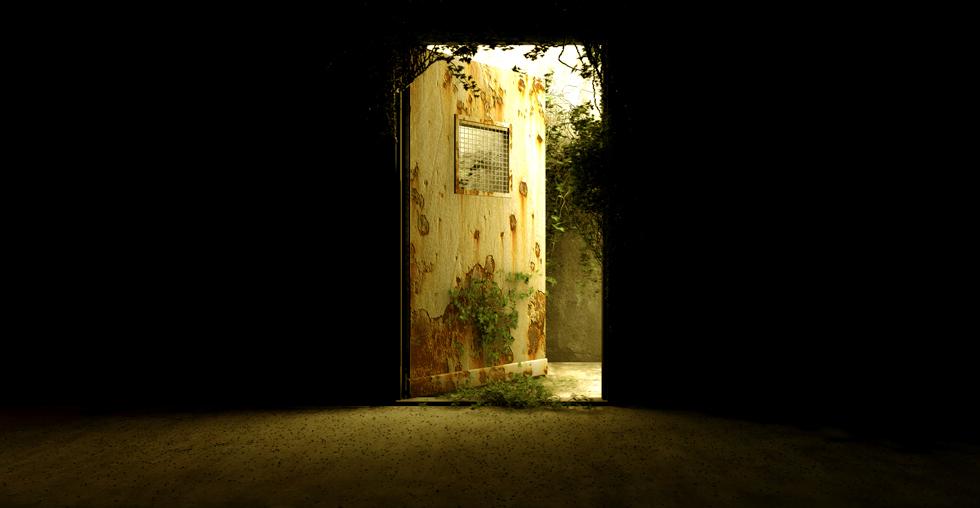 Heavy Door by lzooml ... & Heavy Door by lzooml on DeviantArt