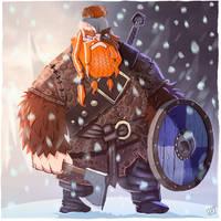 Viking by JakkeV