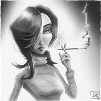 Smoke by JakkeV
