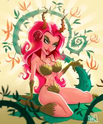 Poison Ivy by JakkeV