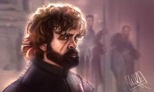 Tyrion Lannister/GOT Fan Art by JakkeV