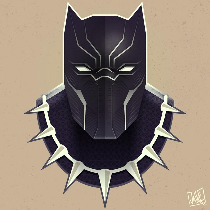 Black Panther by JakkeV