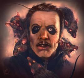Them RATS! by JakkeV
