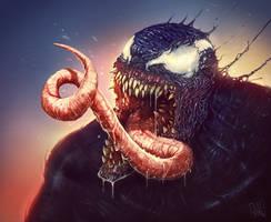 Symbiote by JakkeV