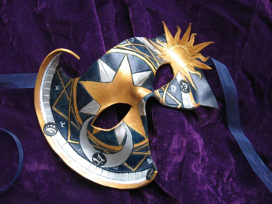 Wizard's Circle Mask - remake
