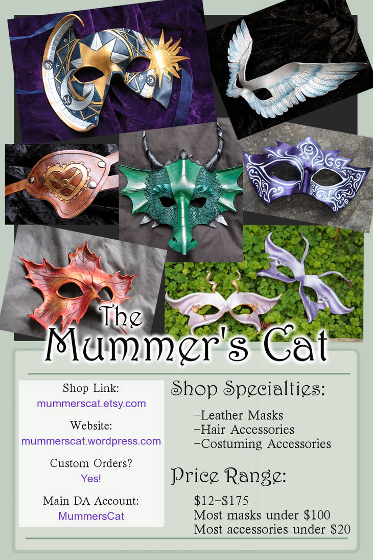 The Mummer's Cat