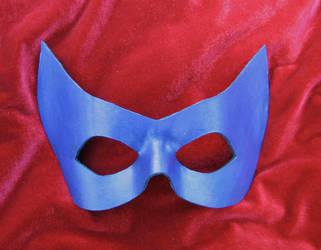 Superheroine Mask- 'Stalker' by MummersCat