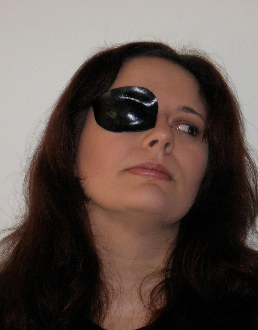 Eye Drive a la Doctor Who by MummersCat