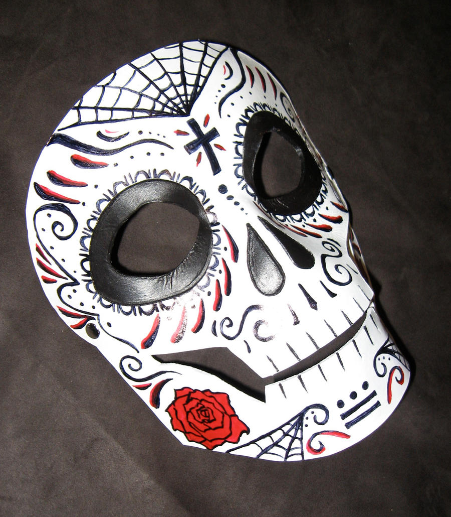 Skin concept dia de los muertos jhin skin day of the dead for Day of the dead skull mask template