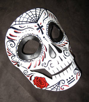 Day of the Dead Mask