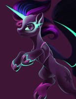 <b>Midnight Sparkle</b><br><i>Flower-Lescence</i>