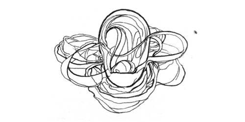 sketchbook 2015 - mask