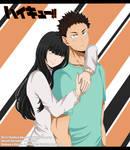 [B-Day Gift] Harumi and Hajime by Saekira