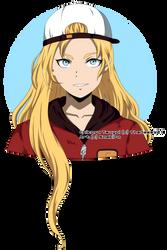 [Gift] Chikara for Nessy by Saekira