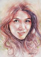 Kathleen by ermitanyongpalits