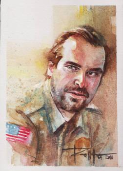 Chief Jim Hopper