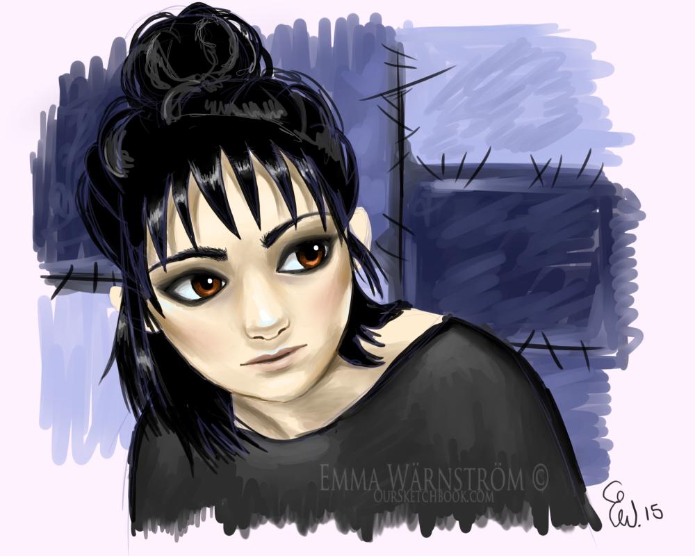 Lydia by Warnstrom