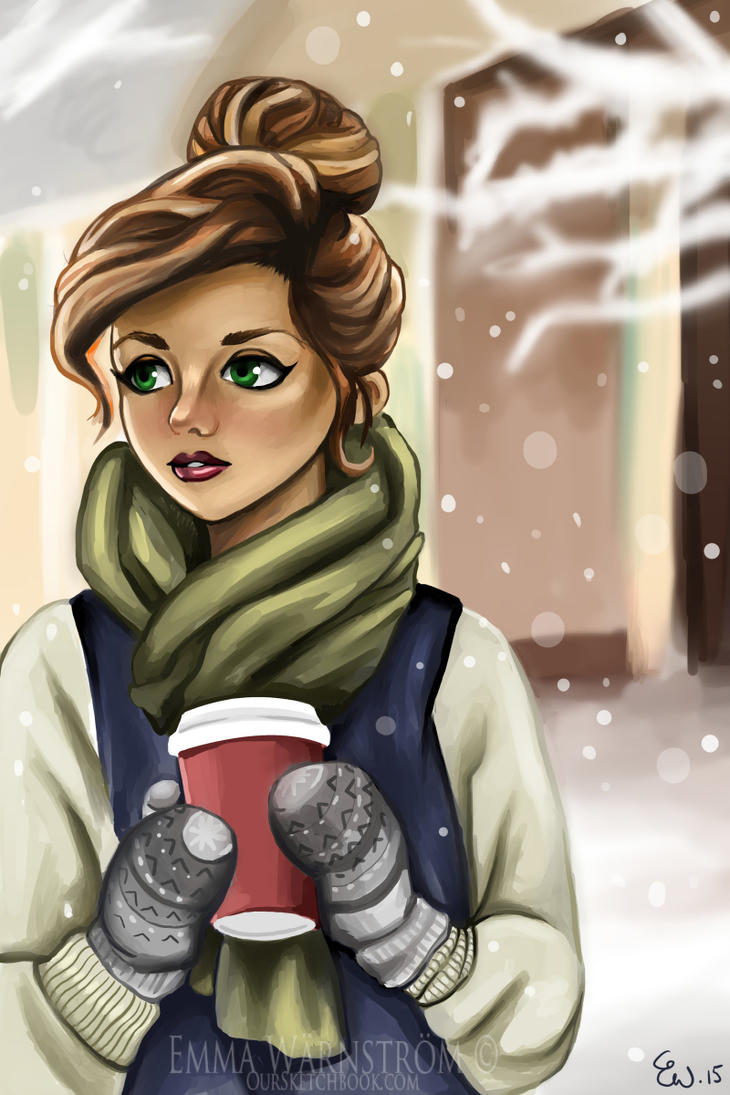 Tumblr Girl by Warnstrom