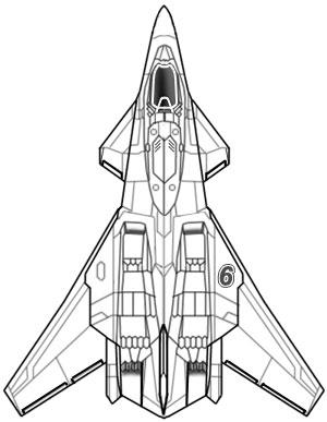AFB-32E Tigershark by sharp-n-pointy