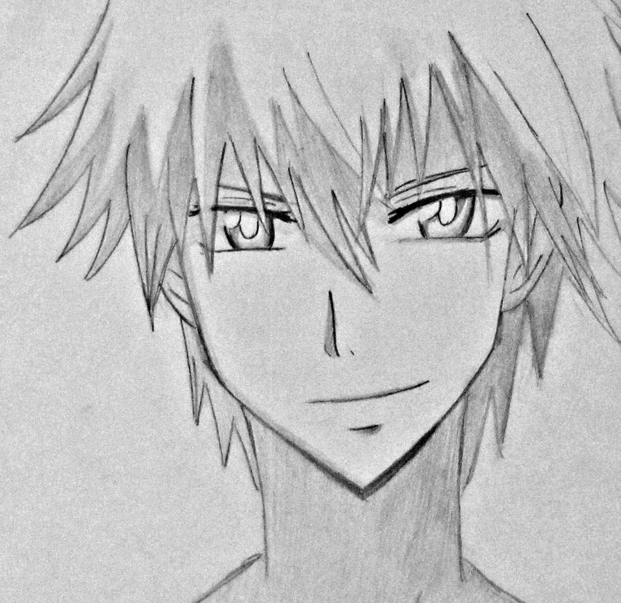 How To Draw Takumi Usui