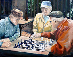 Chess Players - Updated by jfranken