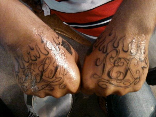 Tattoo designs by wesley shaffer for Best tattoo artist in alabama