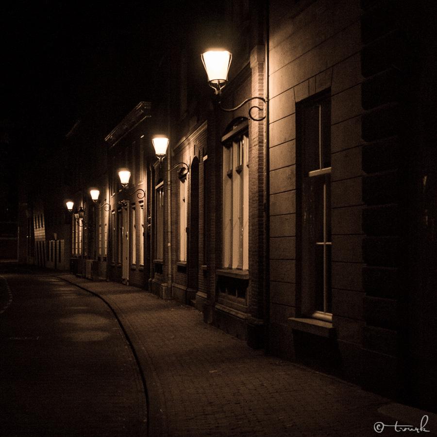 Night Stroll by tvurk