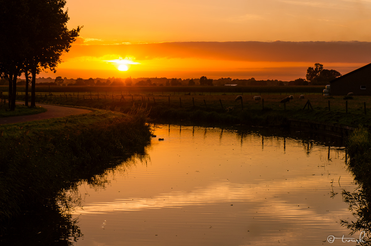 Countryside Sunset | Countryside Sunsets | Pinterest