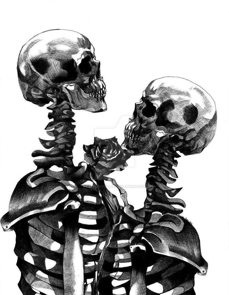 Death Blooms by DecemberBellz