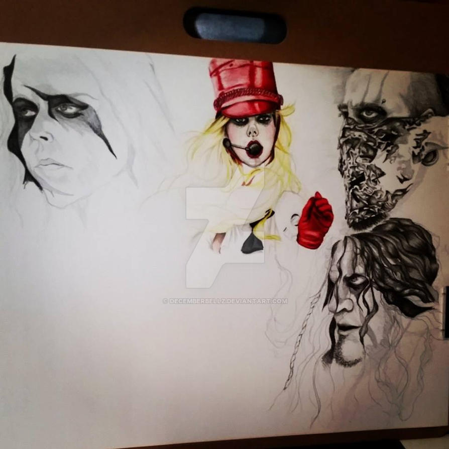 In this Moment WIP by DecemberBellz