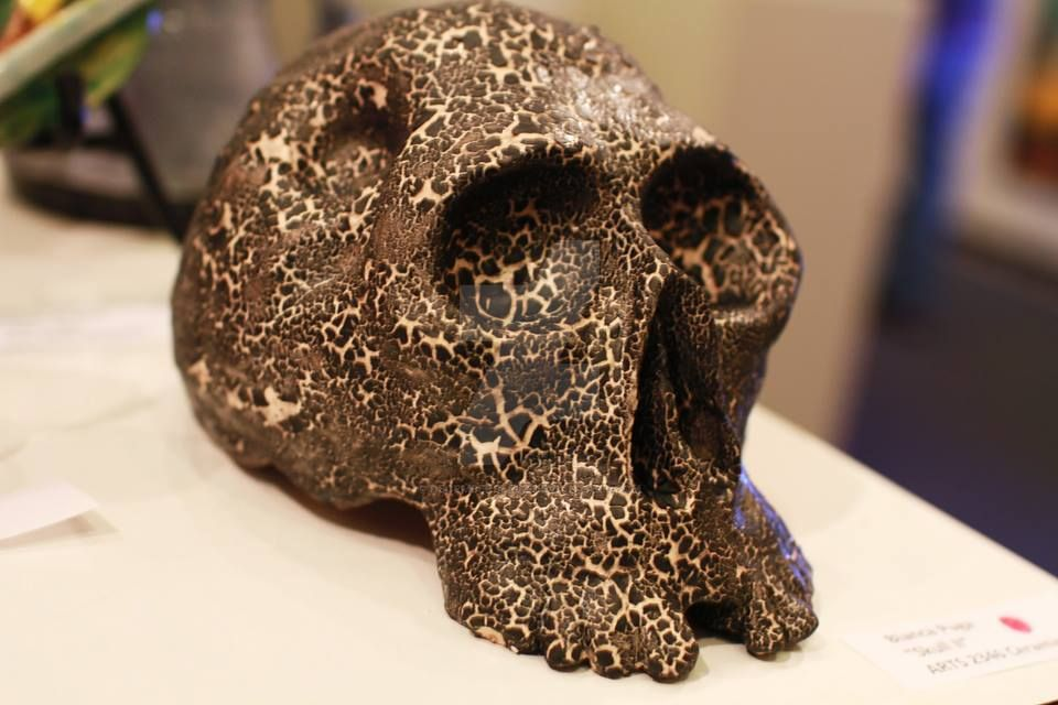 Skull II by DecemberBellz