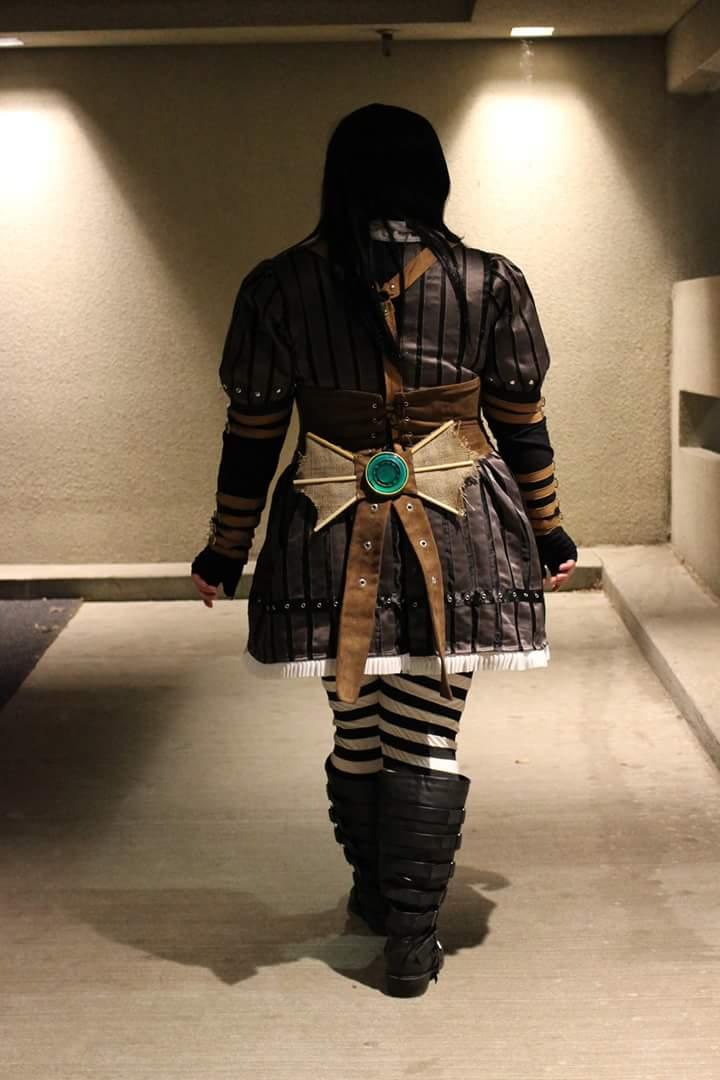 Alice: Steam dress 2 by Serafima518