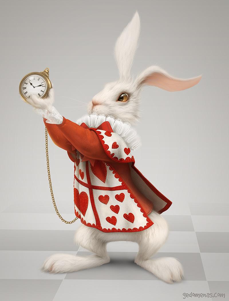 Rabbit by imperioli