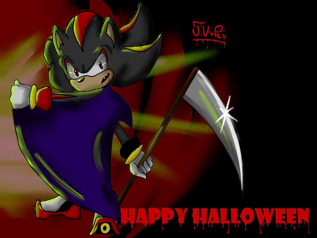 Happy Halloween! :) by TothViki