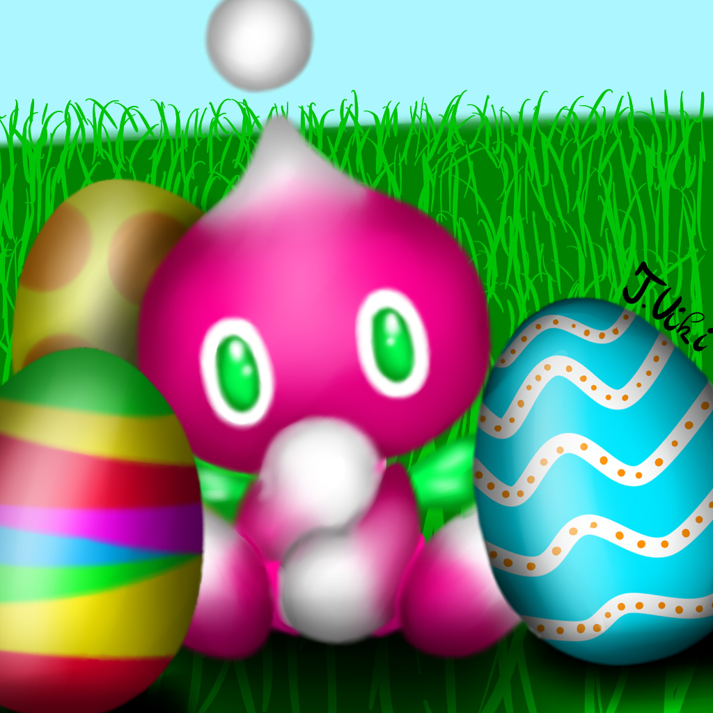 Easter Chao by TothViki