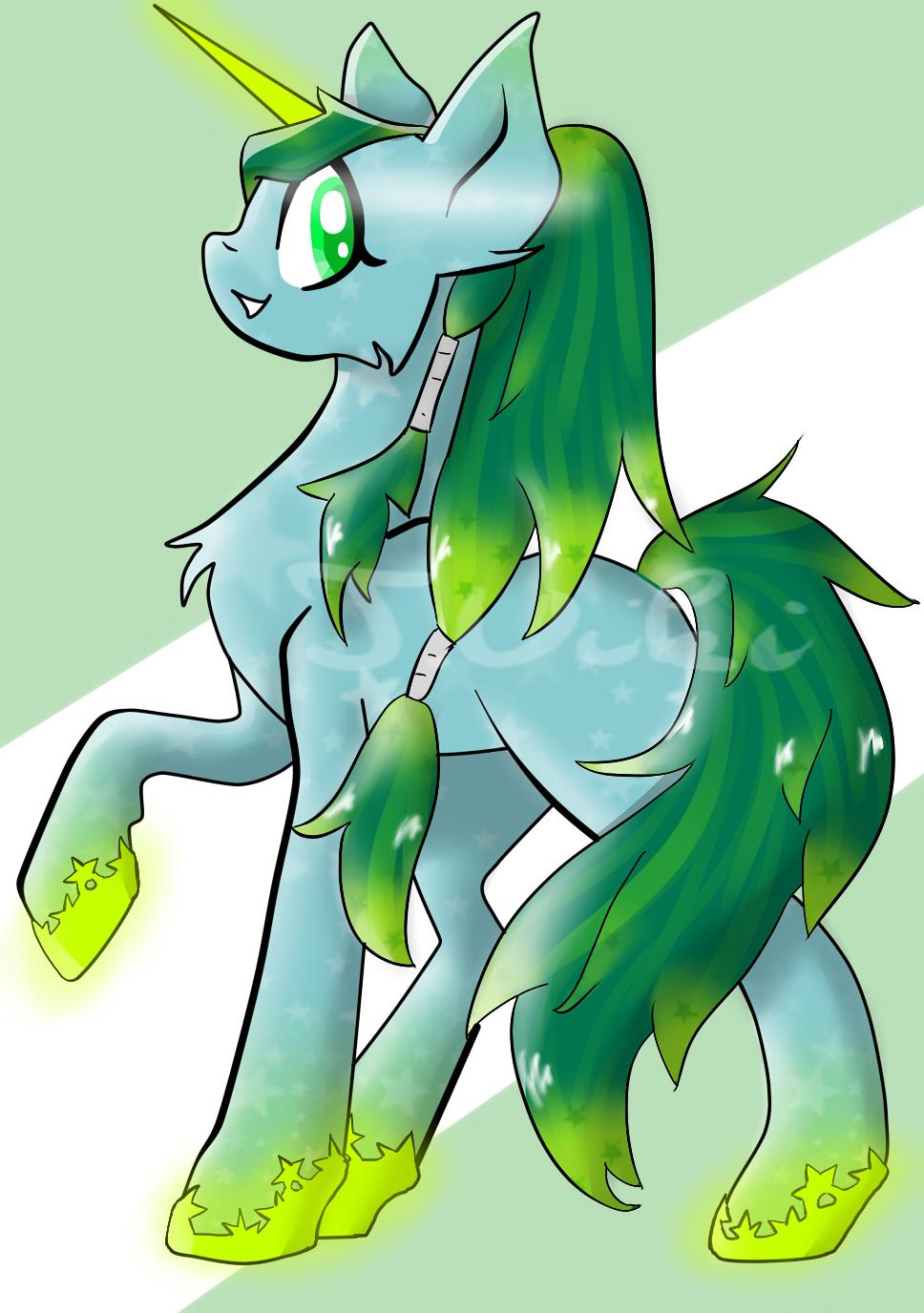 Pony adoptable (CLOSED) by TothViki