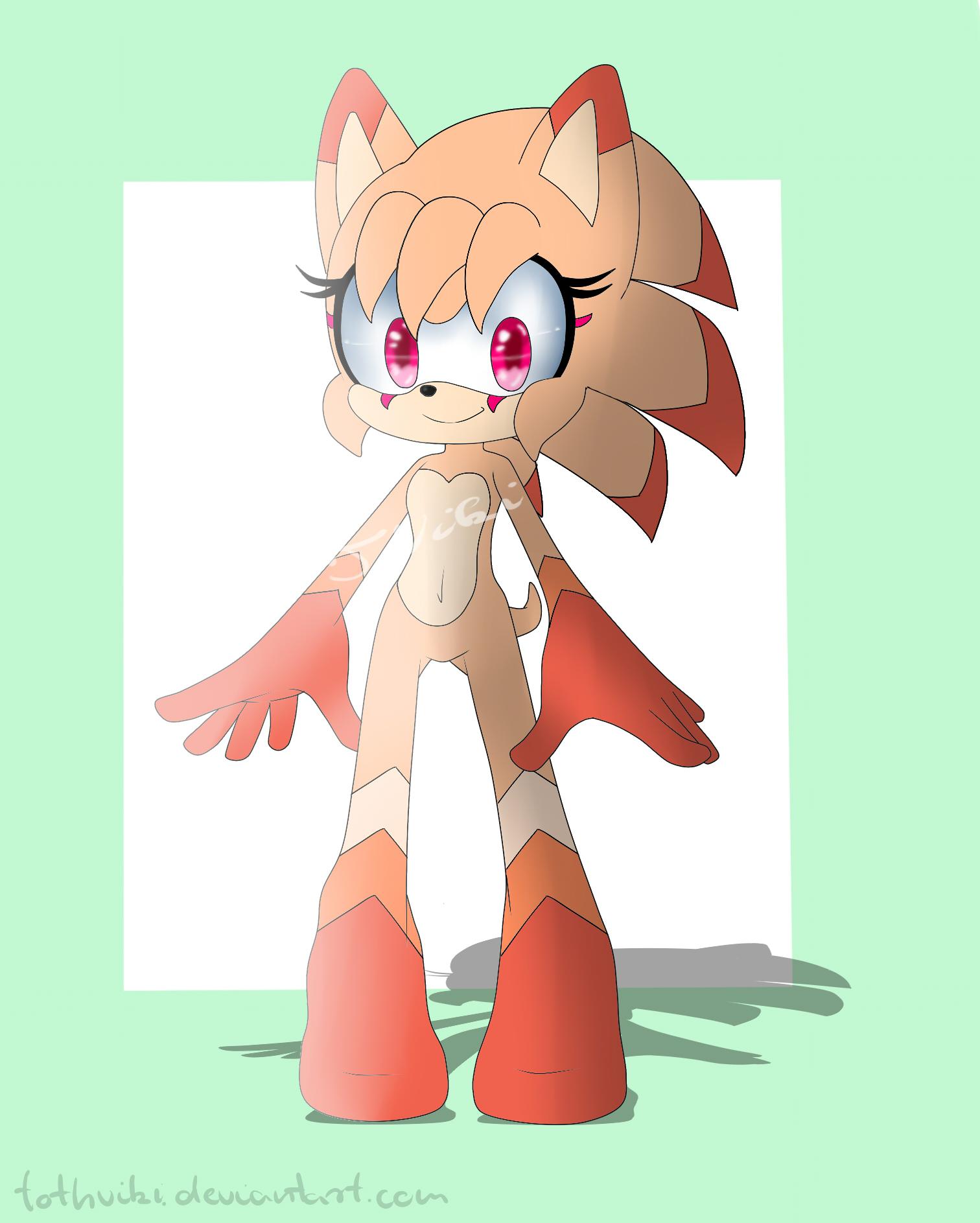Female Hedgehog Adoptable :CLOSED: by TothViki