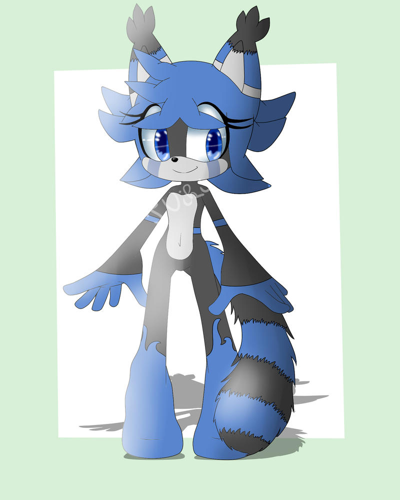 Female Raccoon Adoptable :CLOSED: (Paypal) by TothViki