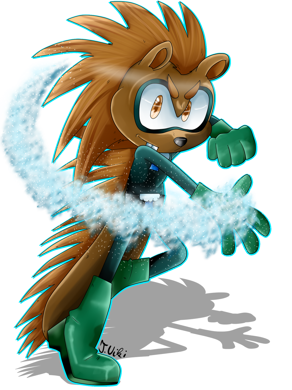 Commission for Yo-Snap: Tidal Wave by TothViki