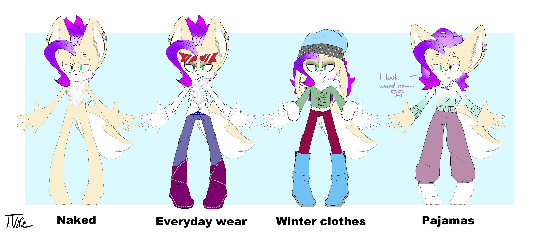 Laurent's wardrobe by TothViki