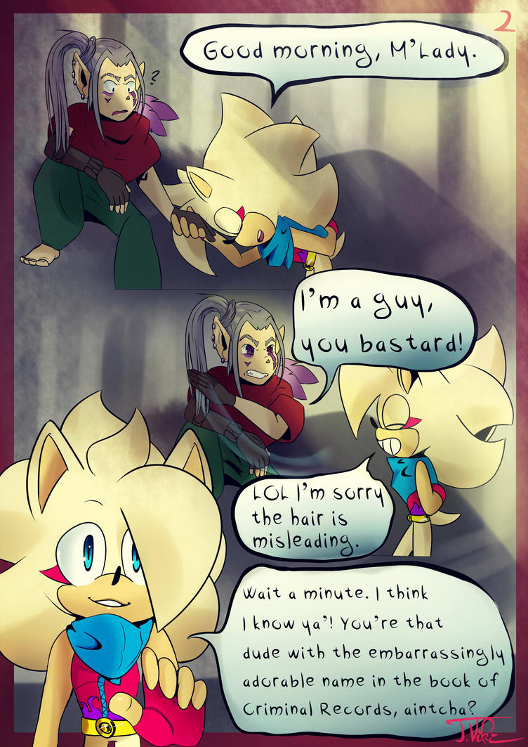 Heroes of the Multiverse- On Path to be Hero: pg2 by TothViki