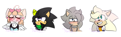Expression comms Batch#1 by TothViki